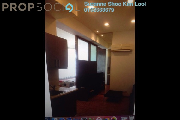 For Sale Apartment at Parkview, KLCC Freehold Fully Furnished 1R/1B 505k