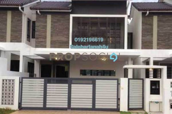For Sale Terrace at Aster Grove 2, Denai Alam Freehold Unfurnished 4R/5B 930k