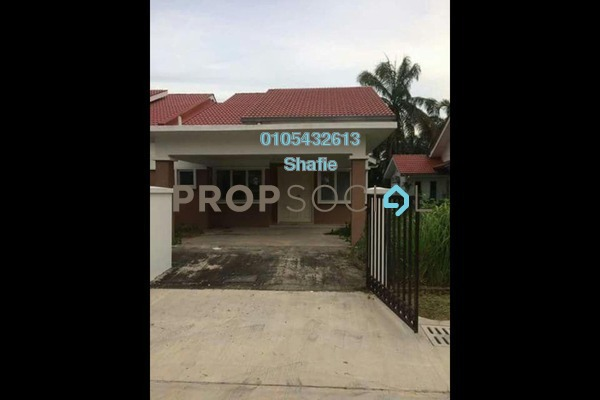 For Sale Terrace at Section 26, Shah Alam  Unfurnished 4R/2B 500k