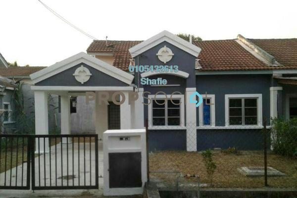 For Sale Terrace at Pantai Sepang Putra, Sepang Freehold Unfurnished 3R/2B 175k