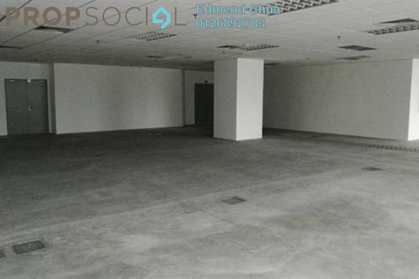 For Rent Office at Mercu Mustapha Kamal, Damansara Perdana Freehold Semi Furnished 0R/0B 64k