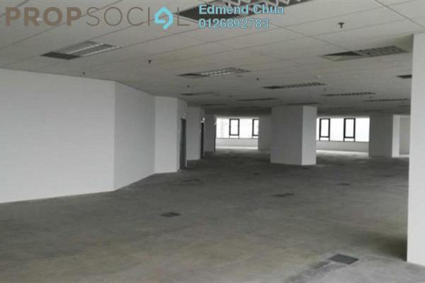 For Rent Office at Mercu Mustapha Kamal, Damansara Perdana Freehold Semi Furnished 0R/0B 53k