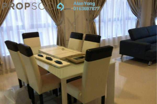 For Rent Condominium at 6 Ceylon, Bukit Ceylon Freehold Fully Furnished 3R/2B 4.5k