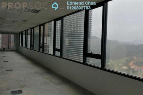 For Rent Office at Mercu Mustapha Kamal, Damansara Perdana Freehold Semi Furnished 0R/0B 18.9k
