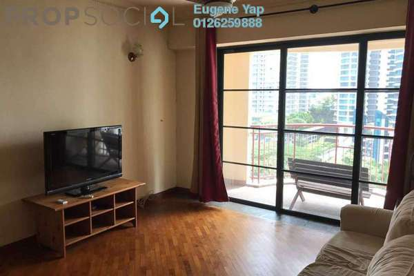 For Rent Condominium at Mont Kiara Sophia, Mont Kiara Freehold Semi Furnished 3R/2B 1.8k