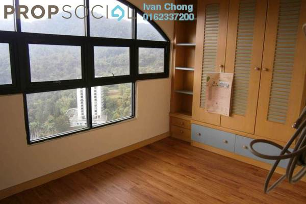 For Sale Apartment at Genting View, Genting Highlands Freehold Semi Furnished 3R/3B 770k