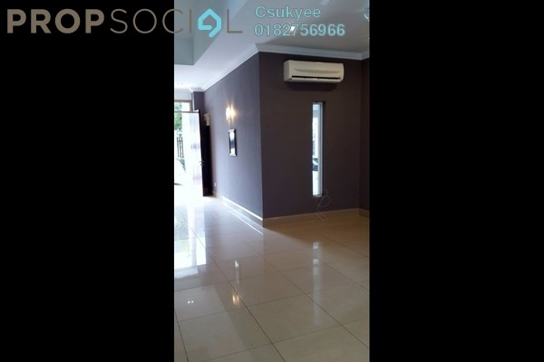 For Rent Semi-Detached at Mesra Terrace, Dutamas Freehold Semi Furnished 5R/6B 6k