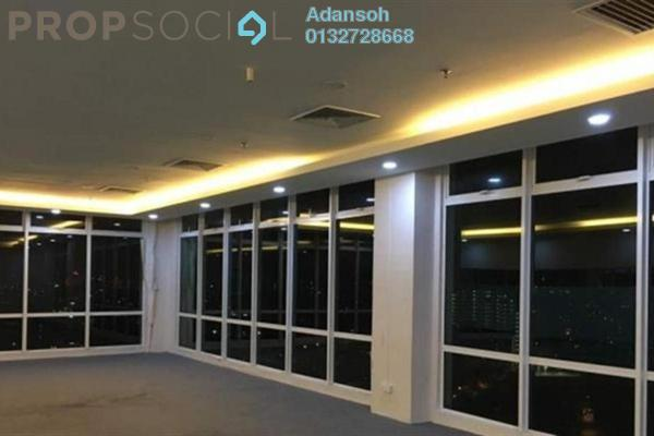 For Rent Office at V Square, Petaling Jaya Leasehold Semi Furnished 0R/4B 18.4k