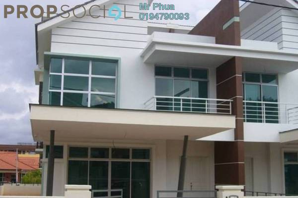 For Sale Semi-Detached at Taman Cendana, Juru Freehold Unfurnished 4R/3B 599k