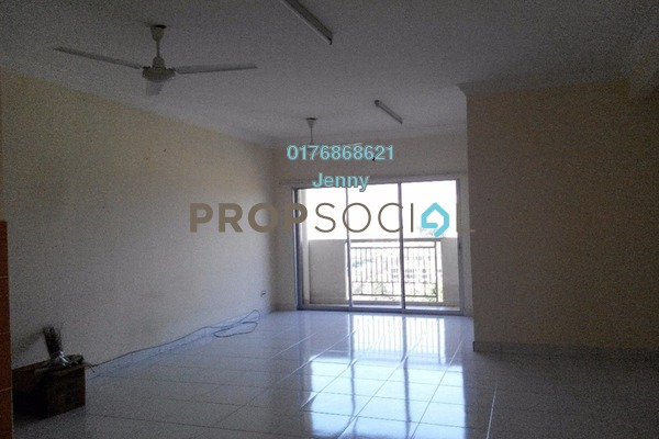 For Sale Condominium at Villa Pavilion, Seri Kembangan Freehold Unfurnished 3R/2B 369k