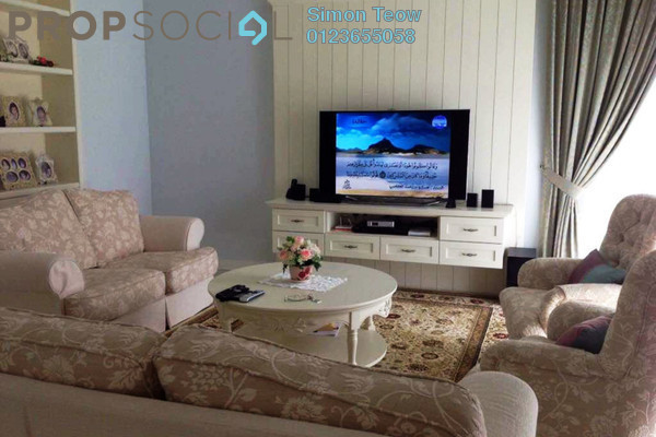 For Sale Bungalow at Setia Eco Park, Setia Alam Freehold Semi Furnished 6R/5B 2.9m