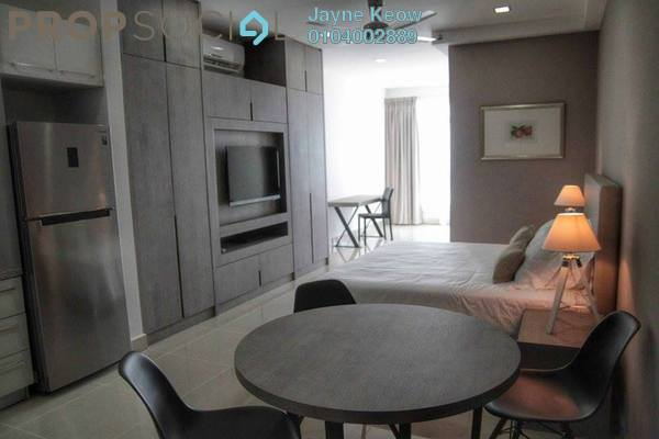 For Rent Condominium at Shaftsbury Square, Cyberjaya Freehold Semi Furnished 1R/1B 1.4k