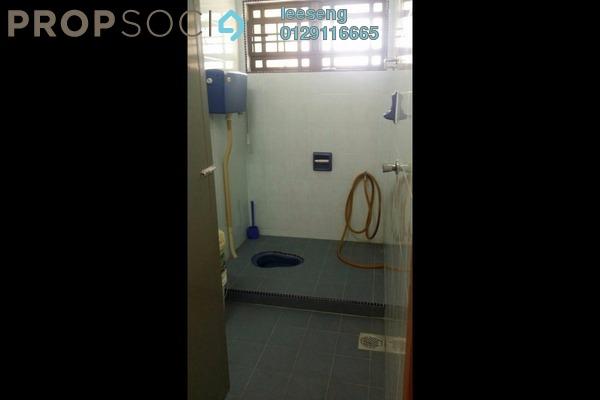 For Sale Terrace at Taman Teluk Pulai, Klang Freehold Semi Furnished 4R/3B 600k
