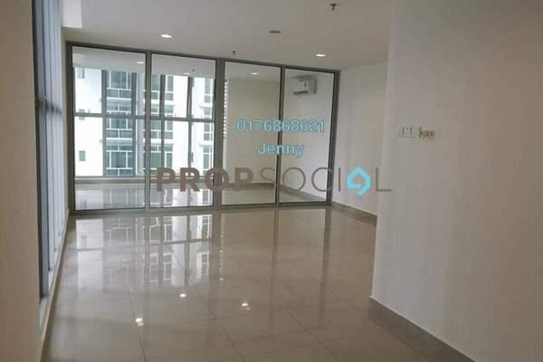 For Rent SoHo/Studio at 3Elements, Bandar Putra Permai Leasehold Semi Furnished 1R/1B 1.2k