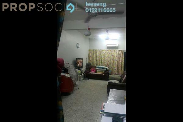 For Sale Terrace at Taman Sentosa, Klang Freehold Semi Furnished 4R/2B 300k
