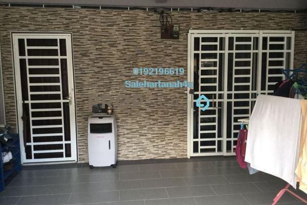 For Sale Terrace at Taman Cheras Jaya, Balakong Leasehold Unfurnished 3R/2B 430k