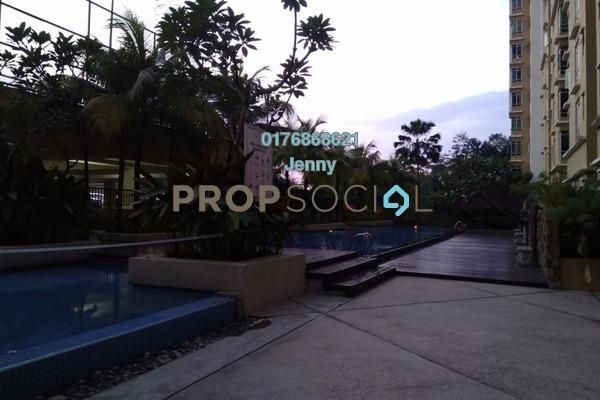 For Sale Condominium at Villa Park, Seri Kembangan Freehold Fully Furnished 3R/2B 469k