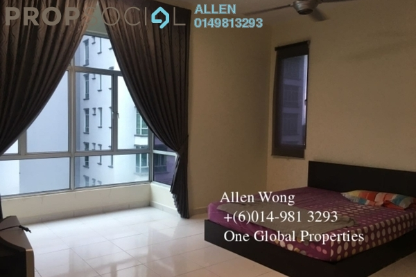For Sale Condominium at Taman Perling, Iskandar Puteri (Nusajaya) Leasehold Fully Furnished 3R/2B 385k