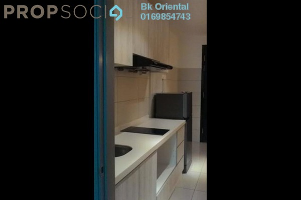 For Rent Condominium at Sri Alam, Shah Alam Freehold Fully Furnished 4R/2B 2.5k