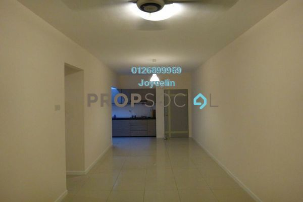 For Rent Condominium at Casa Idaman, Jalan Ipoh Leasehold Semi Furnished 3R/2B 1.5k