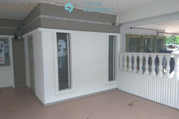 For Sale Terrace at Bandar Teknologi Kajang, Semenyih Freehold Semi Furnished 3R/2B 385k