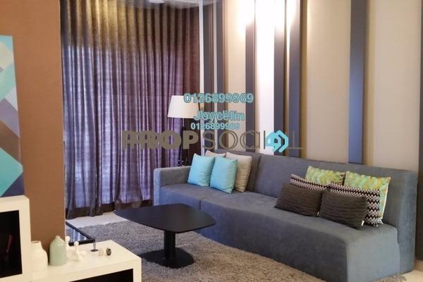 For Rent Condominium at Dex @ Kiara East, Jalan Ipoh Leasehold Semi Furnished 3R/2B 1.9k