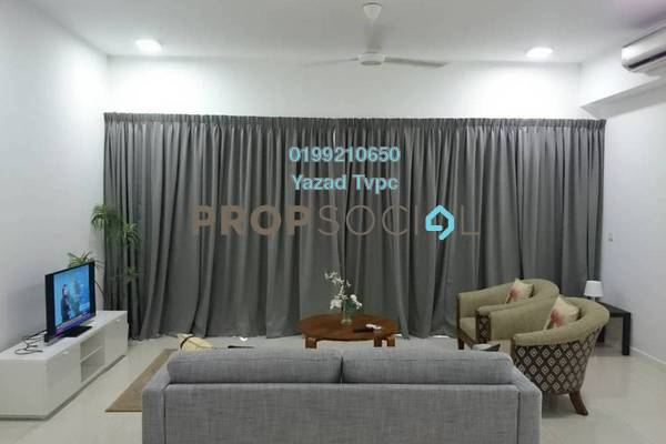 For Rent Condominium at The Elements, Ampang Hilir Freehold Fully Furnished 3R/2B 4k