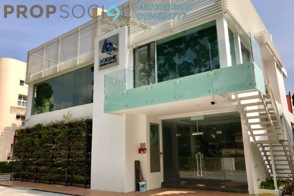 For Rent Bungalow at Jalan Burma, Georgetown Freehold Unfurnished 4R/3B 20k