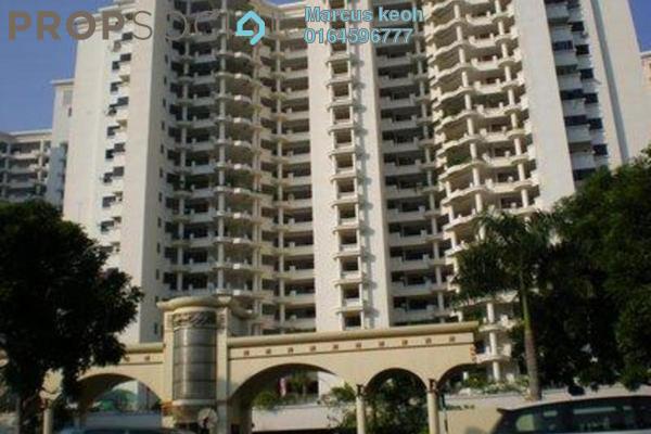 For Rent Condominium at Marina Bay, Tanjung Tokong Leasehold Fully Furnished 3R/2B 1.7k