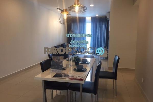 For Sale Condominium at Maxim Citilights, Sentul Leasehold Unfurnished 3R/2B 480k