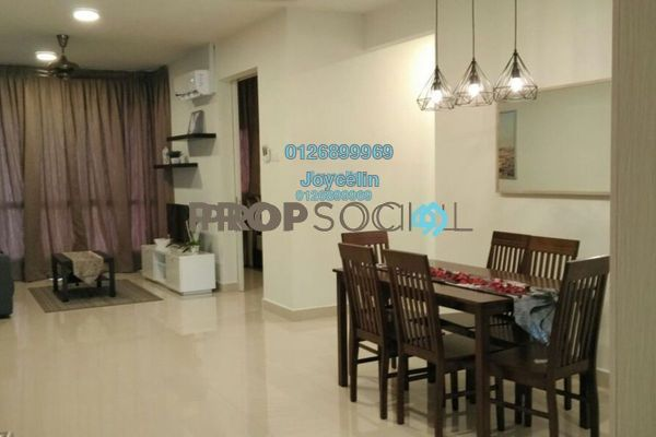 For Sale Condominium at Maxim Citilights, Sentul Leasehold Unfurnished 3R/2B 450k