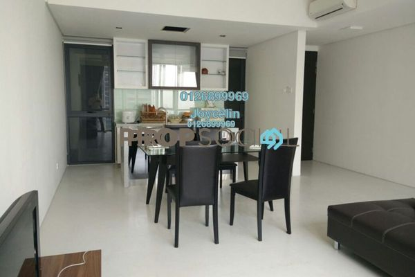 For Rent Condominium at The Capers, Sentul Freehold Fully Furnished 3R/3B 3.2k