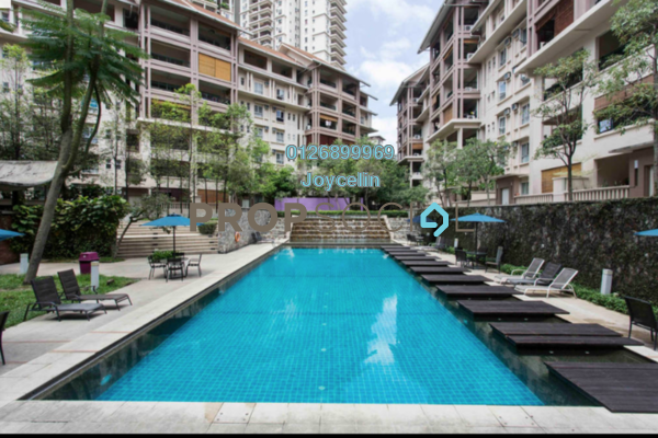 For Rent Condominium at Seri Maya, Setiawangsa Freehold Semi Furnished 3R/2B 2.3k