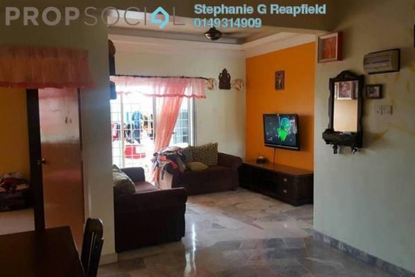 For Sale Apartment at Seri Kasturi, Bandar Kinrara Leasehold Semi Furnished 3R/2B 365k