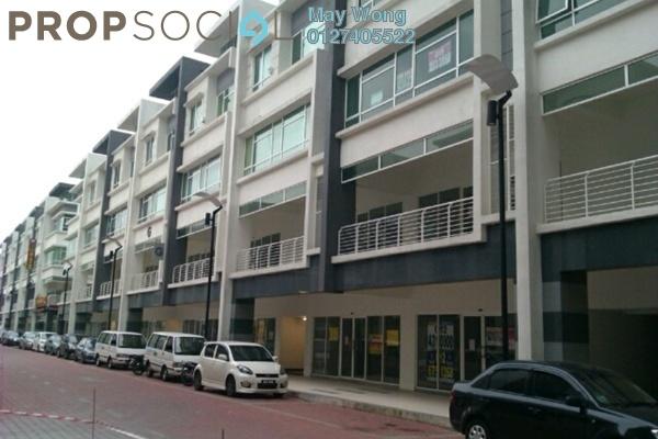 For Sale Office at Zenith Corporate Park, Kelana Jaya Leasehold Semi Furnished 0R/0B 660k