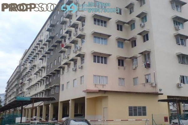 For Sale Apartment at Lavender Park, Jelutong Freehold Fully Furnished 3R/2B 340k