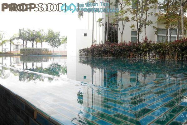 For Sale Condominium at Ferringhi Residence, Batu Ferringhi Freehold Semi Furnished 3R/4B 1.28m