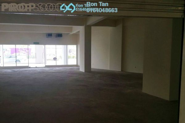 For Rent Shop at Southbay Plaza @ Southbay City, Batu Maung Freehold Unfurnished 0R/0B 4.5k