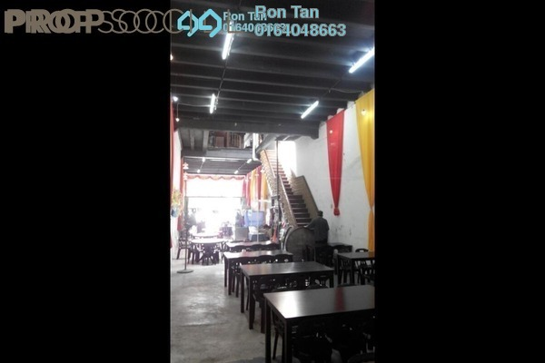 For Sale Shop at Lebuh Armenian, Georgetown Freehold Unfurnished 0R/2B 7.5m