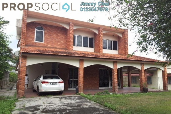 For Sale Bungalow at Section 12, Petaling Jaya Leasehold Semi Furnished 6R/5B 2.28m