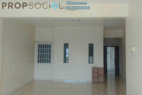 For Sale Condominium at Prima Setapak I, Setapak Leasehold Semi Furnished 3R/2B 480k