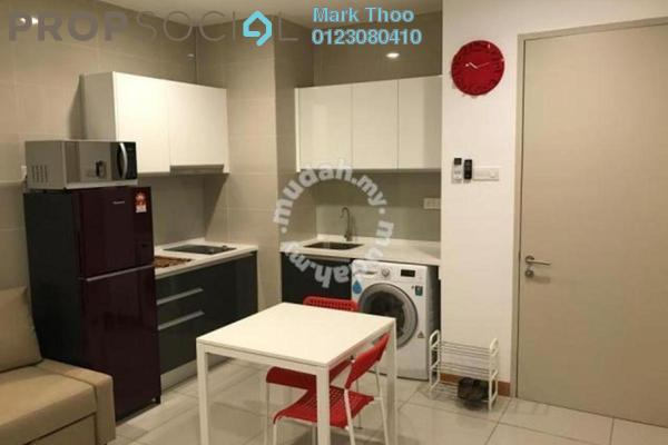 For Rent Condominium at KL Gateway, Bangsar South Leasehold Fully Furnished 1R/1B 2.15k