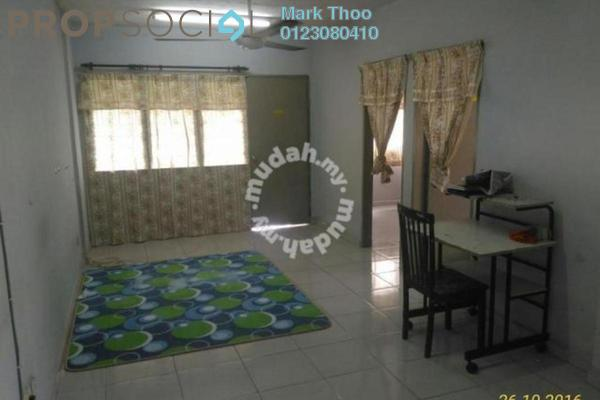 For Rent Apartment at Vista Angkasa, Pantai Leasehold Semi Furnished 2R/1B 1.1k