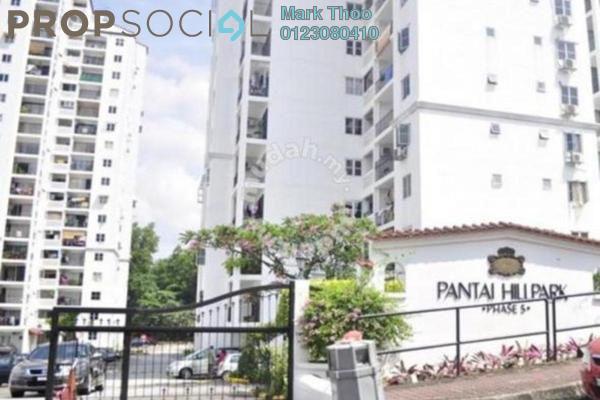 For Rent Condominium at Pantai Hillpark 5, Pantai Leasehold Semi Furnished 3R/2B 1.75k