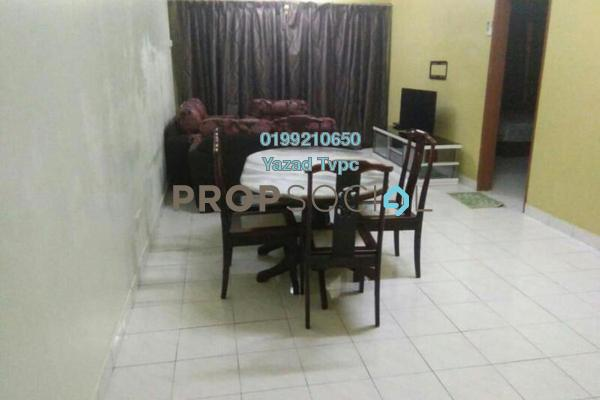 For Rent Condominium at Ampang Prima, Ampang Freehold Fully Furnished 3R/2B 1.7k