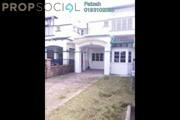For Sale Terrace at Section U8, Bukit Jelutong Freehold Semi Furnished 4R/3B 888k