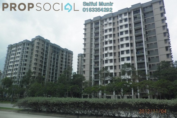For Sale Serviced Residence at Cyberia SmartHomes, Cyberjaya Freehold Unfurnished 3R/2B 299k