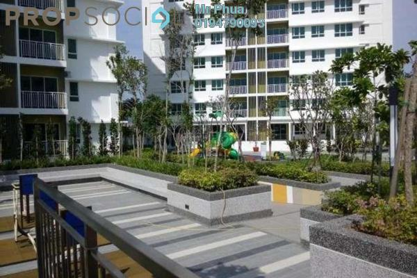 For Sale Apartment at Fiera Vista, Sungai Ara Freehold Fully Furnished 3R/2B 800k