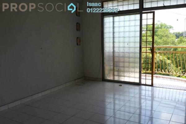 For Sale Apartment at Tasik Heights Apartment, Bandar Tasik Selatan Leasehold Semi Furnished 3R/2B 270k