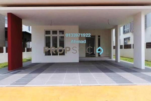 For Sale Bungalow at CasaIdaman, Setia Alam Freehold Unfurnished 6R/7B 1.82m